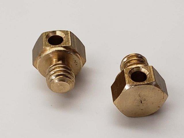 Fabricantes de peças usinadas