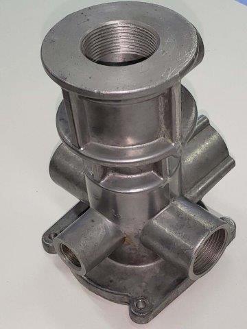 Usinagem de alumínio em limeira