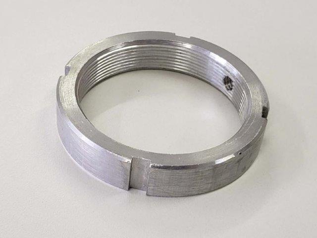 Usinagem de peças em alumínio